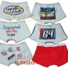 Lot of 6 pcs 09 DSQUARED D2 Man's boxers/briefs Underwear pack No 6
