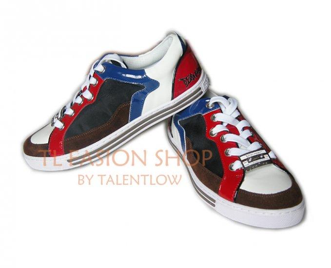 09 DSQUARED2 D2 mans shoes,Eur size 40-43//923R