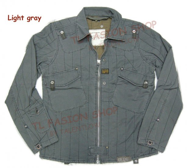 New G-Star raw mans collar neck Military Combat winter jacket/coat