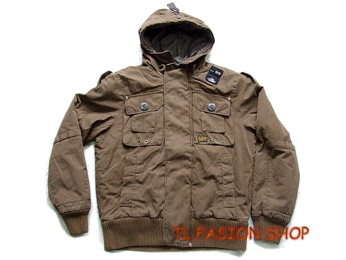 New arrival G-Star raw mans Polai Combat winter jacket/coat No:0702