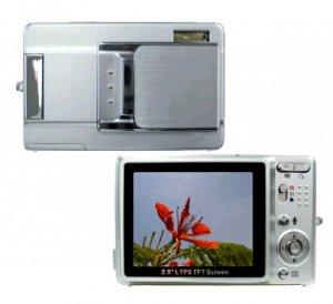 Digital Camera, 12M Pixel, 32MB Int.Mem., 2.5-inch LCD