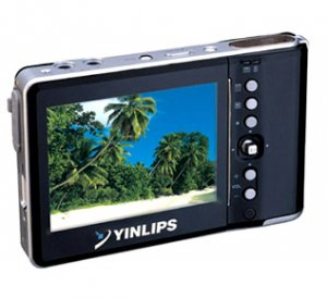 "MP4 Player 20GB, Hard Disc of 1.8"", 3.6 inch Screen 262K Colours"