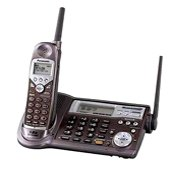 Panasonic 5.8 GHz Cordless Phone System with Digital Answering System.