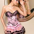 Burlesque Gorgeous Bustier