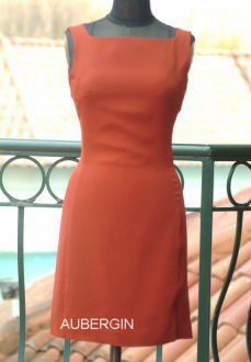 Silk Sleeveless Dress