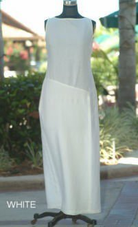 Linen Sleevelees Dress