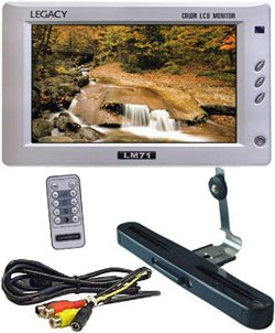 7 Inch Color Lcd Monitor