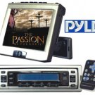 6 Inch Motorized In-dash Monitor With Radio And Tv Tuner