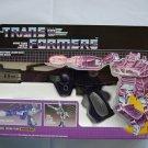 Transformers G1 Shockwave Reissue KO Brand New A