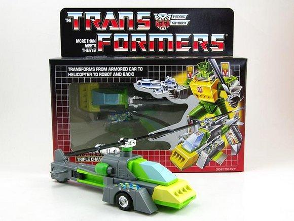 Transformers G1 SPRINGER KO Reissue Brand New B
