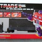 Transformers G1 BLACK OPTIMUS PRIME Reissue KO New H