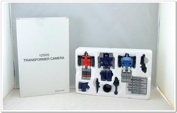 Transformers G1 Camera Reflector Reissue KO Brand New J
