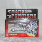 Transformers G1 Clear Mirage Reissue KO Brand New P