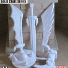 Weaponeers of Monkaa Armory Solid State Series - White