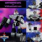 Weaponeers of Monkaa: Umbreus as Vilhainatron