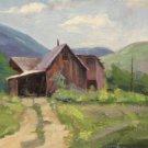 Weber Barn