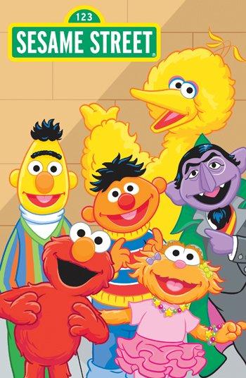 My Day on Sesame Street