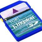 Kingston 1GB Secure Digital (SD) Flash Card Model SD/1GB Set of 3 + DMC2