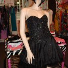 Black  Tu Tu Dress size Small 2 - 4