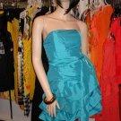 Classy Aqua Blue TuTu Dress Size Small 2 - 4