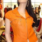 Orange Crop Jacket   M