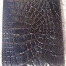 100% Genuine Crocodile Skin Leather Wallet