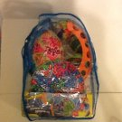 Pool Party Summer Play Splash Bombs in Plastic Mesh Bag