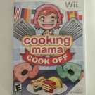 Cooking Mama: Cook Off Game (Wii, 2007)