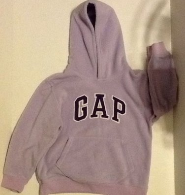 Gap Lavender Hooded Sweater