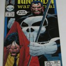 Marvel Comic The Punisher War Journal No 1 vol 43 June 1992