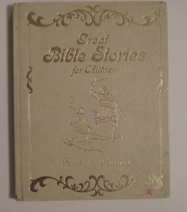 Great Bible Stories for Children (Hardcover)