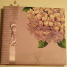 "Lavendar Scrapbook 9"" x 8 1/2"" Album Kit"