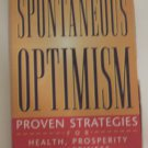 Spontaneous Optimism by Maryann Troiani and Michael Mercer (1998, Cassette /...