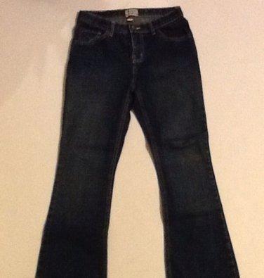 Girls Blue Denim Jeans, The Children's Place, size 14