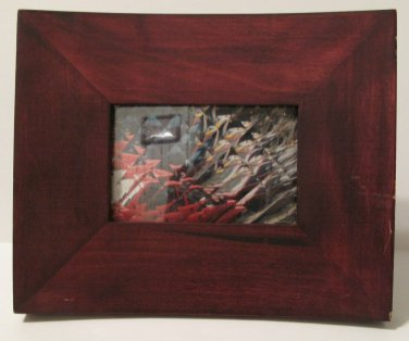 Wooden Photo Frame for 5 1/2 x 3 1/2 Photo