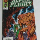 Marvel Comic Alpha Flight Vol 1 No 9 April 1984