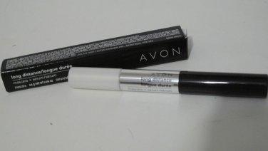 Avon Long Distance Mascara + Serum Black
