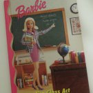 Barbie The Class Act, Hardcover Book
