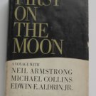 First on the Moon, Hardcover 1970