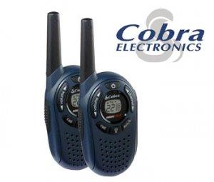COBRA ULTRA COMPACT GMRS RADIO