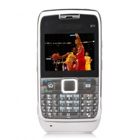 E71 Style Qwerty Keybord and Touch Screen