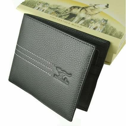 Men's Leather Wallet(Crazy Promotions Limited)