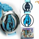 Miku Hatsune Wrist Watch - Blue!