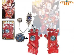 Katekyo Hitman Reborn Gloves, In box!