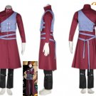 Naruto Gaara Cosplay Costume, Any Size!