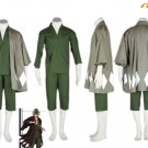 Bleach Kisuke Anime Cosplay Costume, Any Size!