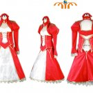 Fate Stay Night Costume Cosplay, Any Size!