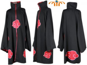 Naruto Anime Costume Cosplay, Any Size!
