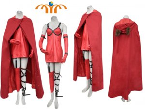 Anime Cosplay Costume, Any Size!