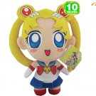 Pretty Soldier Sailormoon Anime Plush Doll, Size: 10 inches!